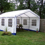 14x20x9 Outdoor Party Tent | Rhino Shelters