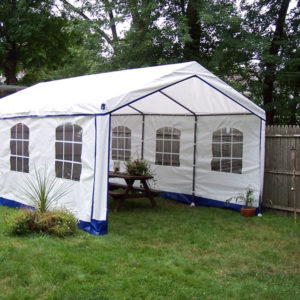 Outdoor Tent, Outdoor Wedding, 14 x 20 x 9, House Style