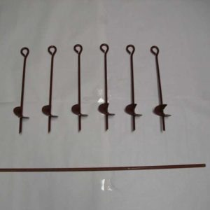Auger Anchor, Small Auger Anchor
