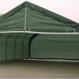 Portable Live Stock Shelters, Animal Run-In, 22 x 24 x 12