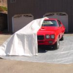 24x12 Car Pocket | Rhino Shelters