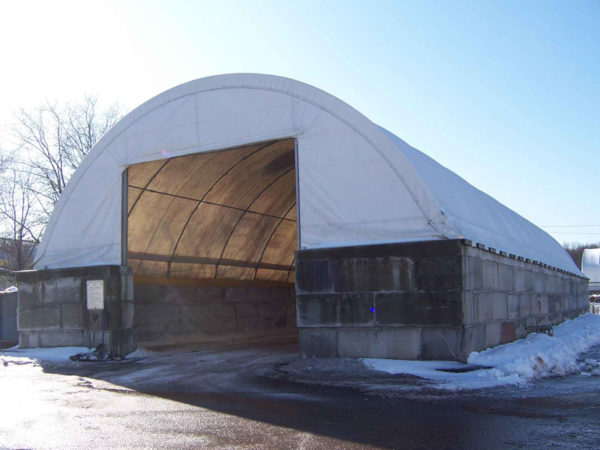 Commercial Building, Industrial Building, 30 x 40 x 15, Round