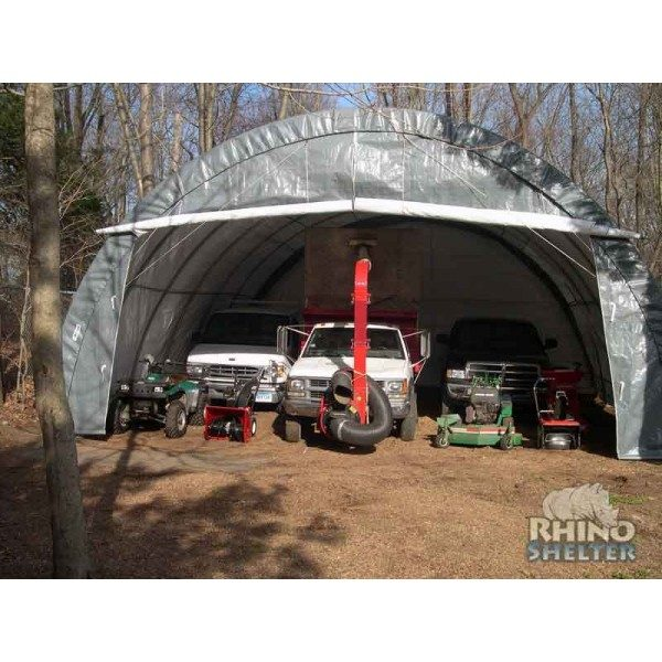 Large Roll Up Door Kit | Rhino Shelters