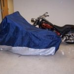Motorcycle Cover, Vehicle Protection Cover | Rhino Shelters