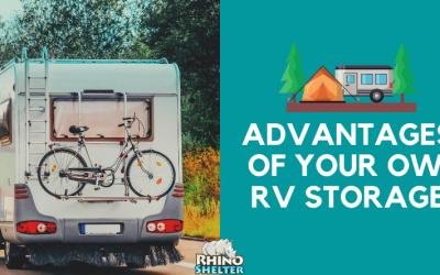 RV Shelter & Peace of Mind Self Storage