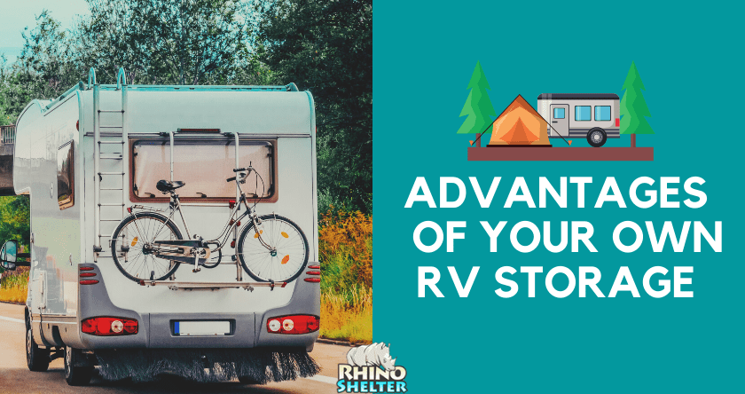 RV Shelter & Peace of Mind Self Storage