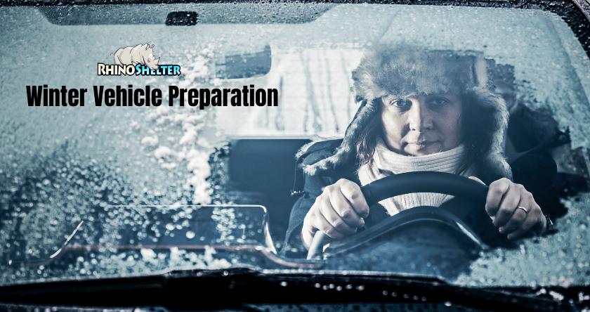 Winter Vehicle Preparation Checklist