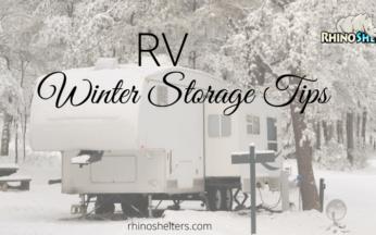 9 Helpful Tips for RV Winter Storage