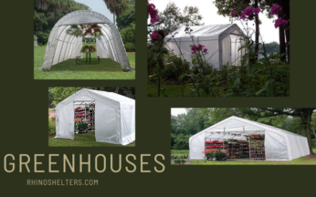 5 Awesome Benefits in Owning a Portable Outdoor Greenhouse