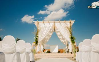 Outdoor Weddings and Top 2021 Trends